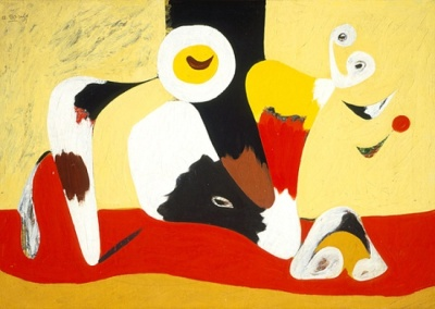 © Arshile Gorky Estate/Artists Rights Society (ARS), New York/ADAGP, Paris