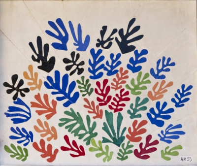 La Gerbe © Succession H. Matisse, Paris / Artists Rights Society (ARS), New York