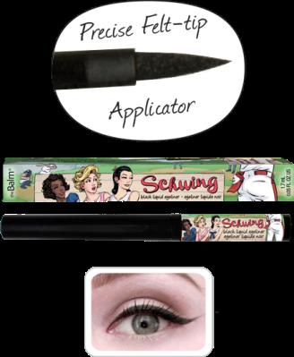 HGB :: the Balm Schwing eyeliner