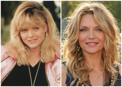 What's in my head :: of grey hairs, Michelle Pfeiffer and being 40