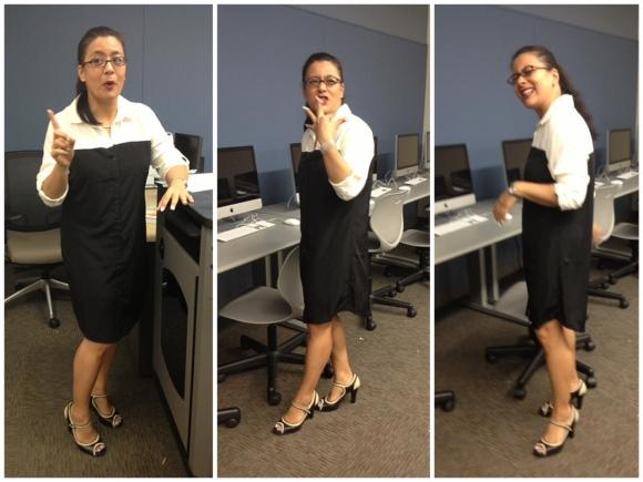 Dress Tuesday