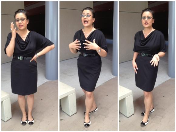 Dress Wednesday