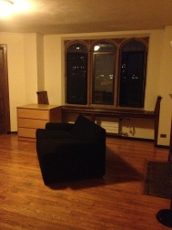 13 - The common area. I adore the actual functional window seat.