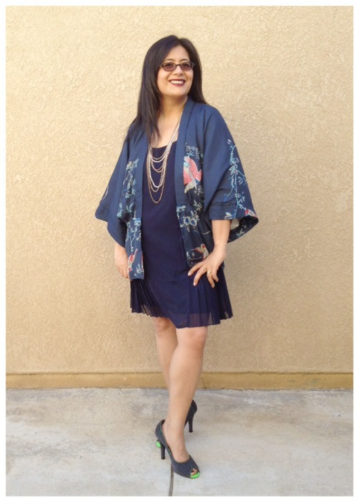 OOTD :: of Asian inspiration and dropwaist flappers