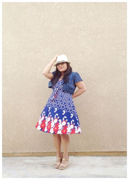 OOTD :: Happy 4th of July, U.S.A.