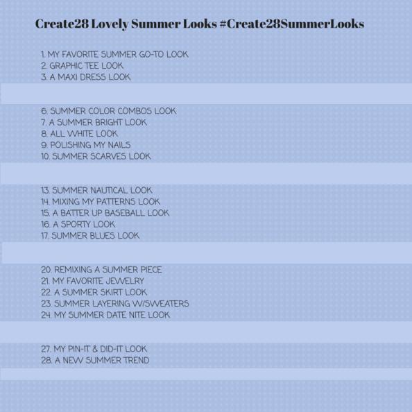 Create28 Summer